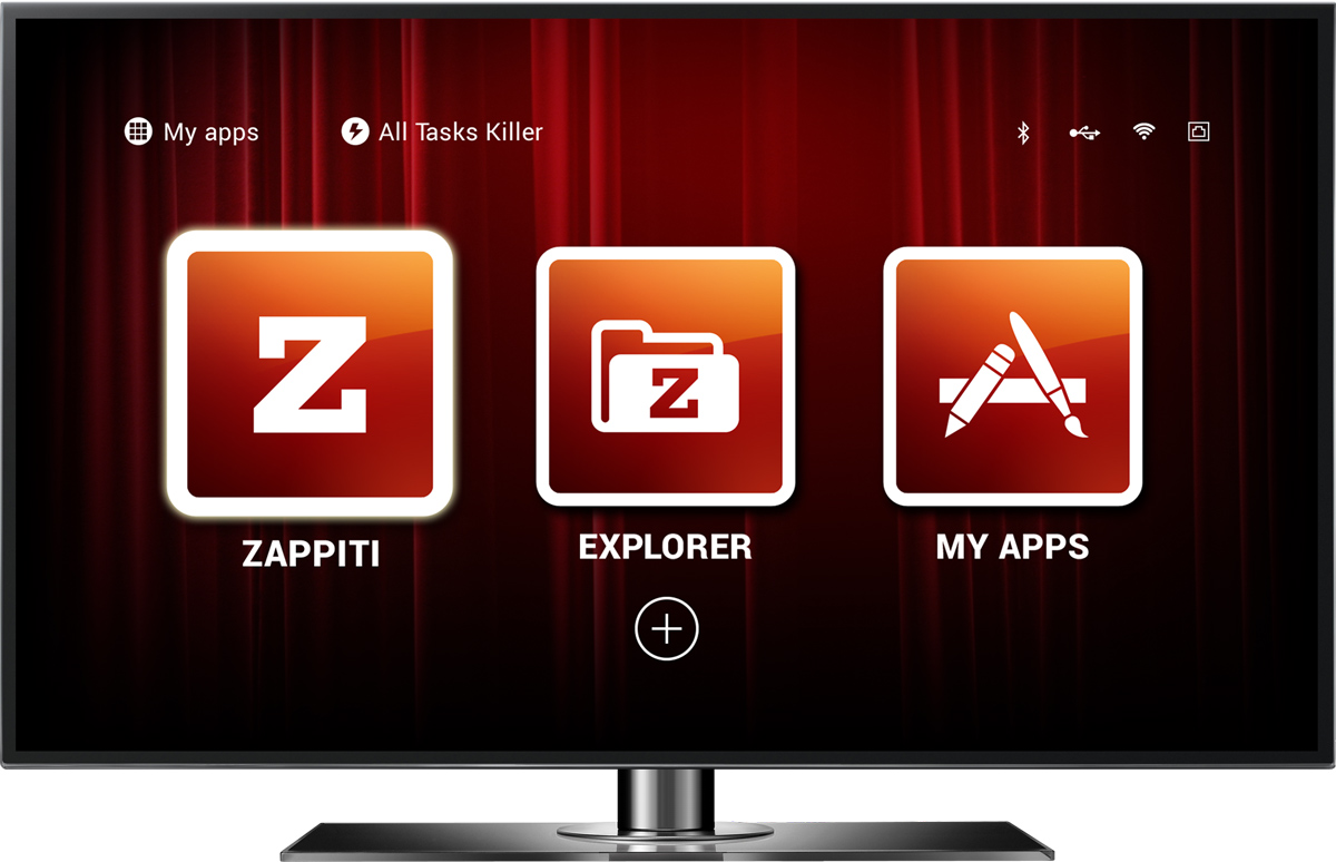 Zappiti Player 4K OS2