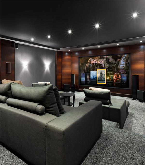 Zappiti Lifestyle Home Theater Room
